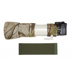 LensCover Canon 100-400mm IS USM L I Camouflage APG + LensCover Extenders 1.4x & 2x Camo
