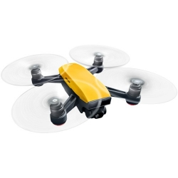 DJI SPARK Fly More Combo Drone Sunrise Yellow