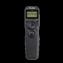 Phottix Taimi Télécommande Timer Nikon Canon Sony