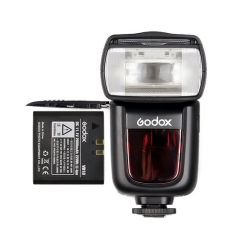 Godox V860II Ving Flash TTL with battery for Canon