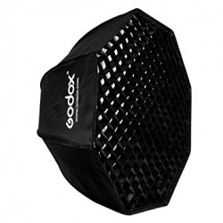 Godox Octa 80cm Softbox Umbrella with Grid