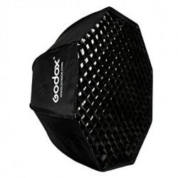 Godox Octa 120cm Softbox Parapluie avec Grid