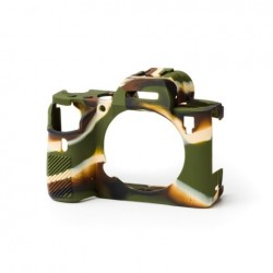 EasyCover Protection Silicone pour Sony A9 Militaire