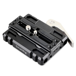 SmallRig ARCA Style Quick Release Baseplate Pack (With ARCA Plate)
