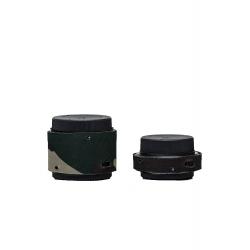 Lenscoat ForestGreenCamo pour Sigma teleconverter Set (TC-2001&1401)