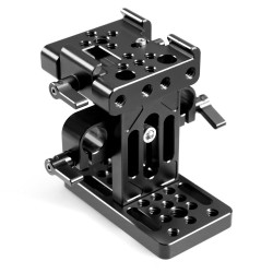 SmallRig Baseplate (Manfrotto) with 15mm Dual Rod