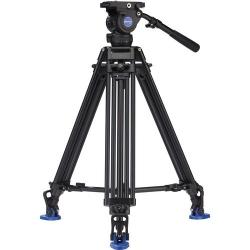 Benro BV8 kit Twin Leg Trépied Vidéo Pro