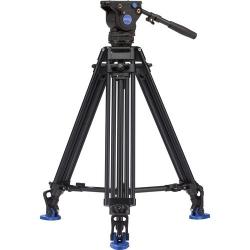 Benro BV6 kit Twin Leg Trépied Vidéo Pro