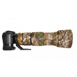 LensCover Nikon AF-S 200-500 f5.6 E ED VR Camouflage APG + LensCover Extenders 1.4x & 2x Camo