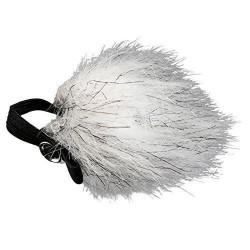 Movo WS10n Universal Furry Micro Windscreen