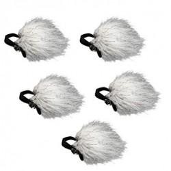 Movo WS10n 5x Universal Furry Micro Windscreen