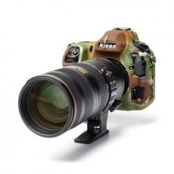 EasyCover Protection Silicone pour Nikon D850 Militaire