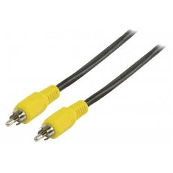 Câble vidéo composite RCA Mâle - RCA Mâle 10m