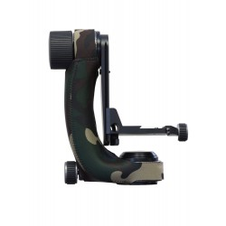 Lenscoat Gitzo Gimbal Fluid Head cover ForestGreenCamo