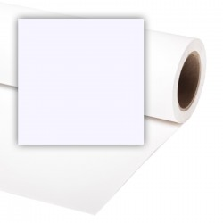 Colorama Artic White Fond de Studio papier 2,72mx11m  (transport voir détail)