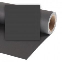 Colorama Black Fond de Studio papier 1,35mx11m