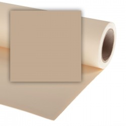 Colorama Cappuccino Background paper 1,35mx11m