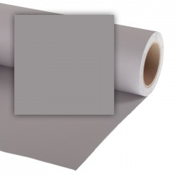 Colorama Cloud Grey Fond de Studio papier 1,35mx11m