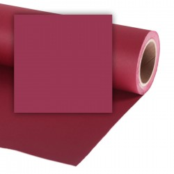 Colorama Crimson Fond de Studio papier 2,72mx25m (transport voir détail)