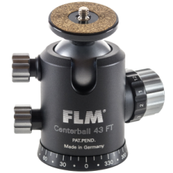 FLM CB-43 FT MarkII Ball Head