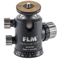 FLM CB-38 FT MarkII Ball Head