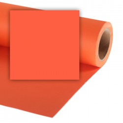 Colorama Mandarin Background paper 1,35mx11m