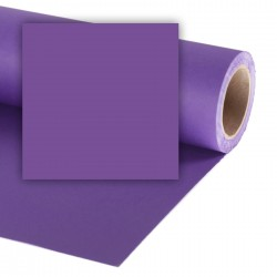 Colorama Royal Purple Fond de Studio papier 2,72mx11m (transport voir détail)