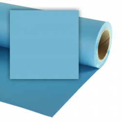 Colorama Sky Blue Fond de Studio papier 2,72mx11m (transport voir détail)