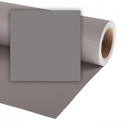 Colorama Smoke Grey Fond de Studio papier 1,35mx11m