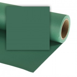 Colorama Spruce Green Background paper 1,35mx11m