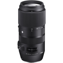 Sigma 100-400mm F5-6.3 DG OS HSM Contemporary Nikon