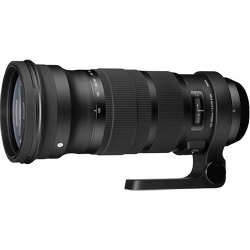 Sigma 120-300mm F2.8 DG OS HSM Sports Nikon