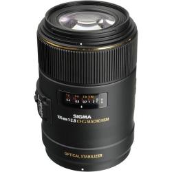 Sigma MACRO 105mm F2.8 EX DG OS HSM Sigma