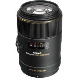 Sigma MACRO 105mm F2.8 EX DG OS HSM Canon
