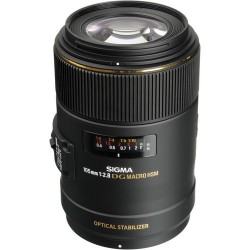 Sigma MACRO 105mm F2.8 EX DG OS HSM Nikon