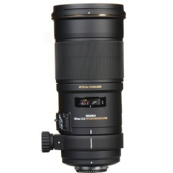 Sigma APO MACRO 180mm F2.8 EX DG OS HSM Sony