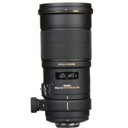 Sigma APO MACRO 180mm F2.8 EX DG OS HSM Nikon
