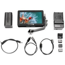 "SmallHD Focus Monitor 5"" Kit Blackmagic Pocket Cinema Camera"