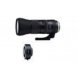 Tamron SP 150-600mm F/5-6.3 Di VC USD G2 Canon + TC 1.4