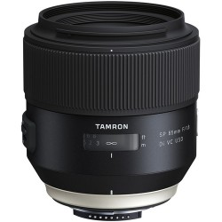 Tamron SP 85mm F/1.8 Di VC USD Nikon