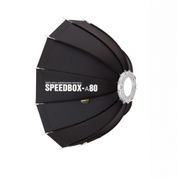 SMDV SPEEDBOX-A80 Softbox Parapluie flash Elinchrom