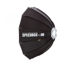 SMDV SPEEDBOX-A90 Umbrella Softbox Elinchrom mount