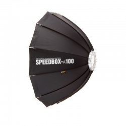 SMDV SPEEDBOX-A100 Softbox Parapluie flash Elinchrom