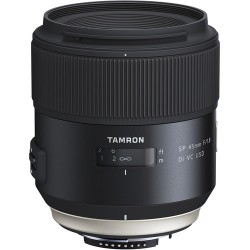 Tamron SP 45mm F/1.8 Di VC USD Nikon