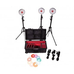 Rotolight NEO 2 – 3 LIGHT KIT Led Light and HSS Flash Eclairage Led et Flash HSS
