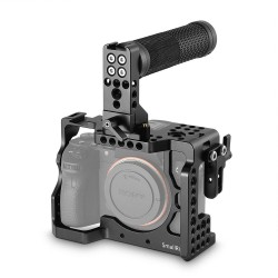 SmallRig Cage Kit for Sony A7R III/A7III 2096