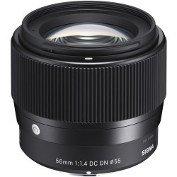 Sigma 56mm F1.4 DC DN Contemporary Sony E