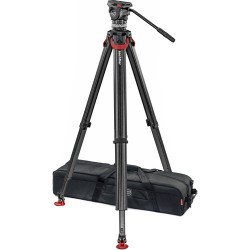 Sachtler flowtech 75 MS Trépied Video