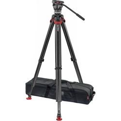 Sachtler ACE XL  Flowtech 75 Kit Trépied Vidéo