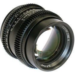 SLR Magic Cine II 50mm f1.1 Sony E
